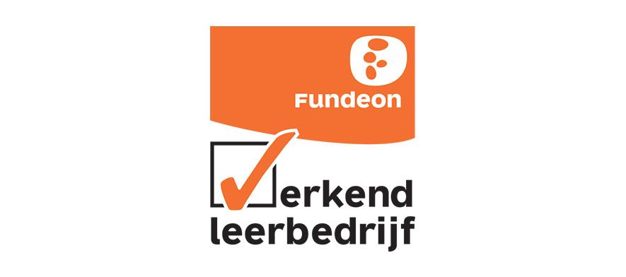 logo Fundeon Erkend Leerbedrijf