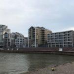 plaatje van Ben van der Meijden B.V. levert bijdrage aan woongebouwen Handelskade Nijmegen