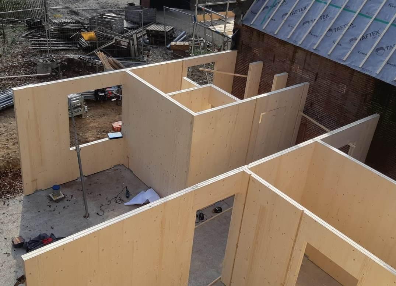 plaatje van Nieuwbouw woning Hilversum
